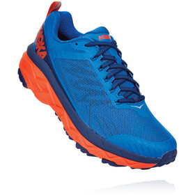 Hoka One One Challenger ATR 5 Shoes Men, imperial blue/mandarin red